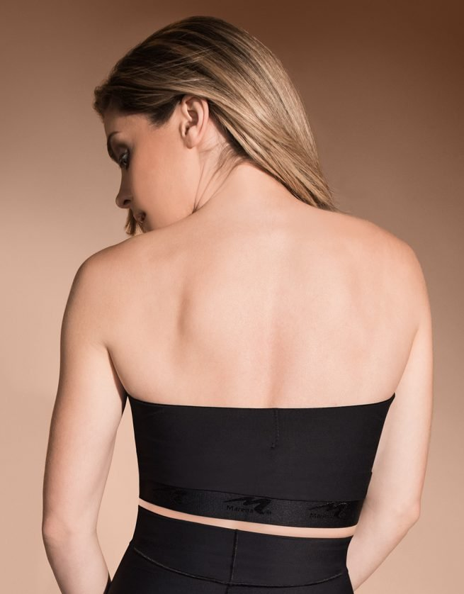 BB | Seamless Cup - Strapless Bra Back