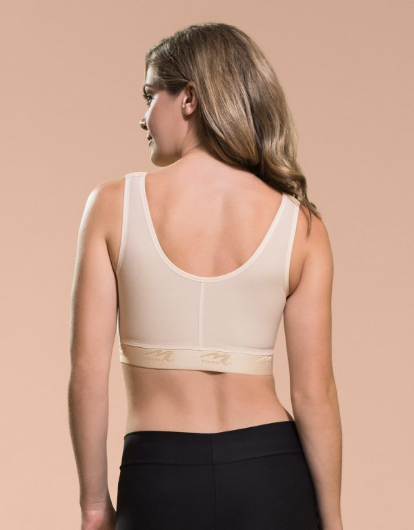 B/ISB | Classic Bra with Implant Stabilizer Back View
