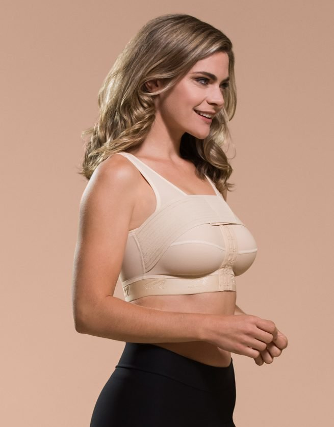 B/ISB | Classic Bra with Implant Stabilizer Side View