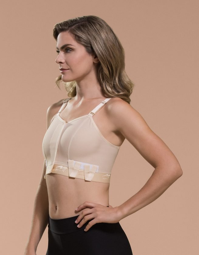 BNVL | Classic Bra with Drain Tube Loops Side