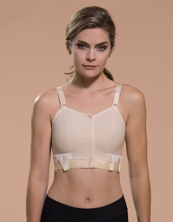 BNVL | Classic Bra with Drain Tube Loops Front
