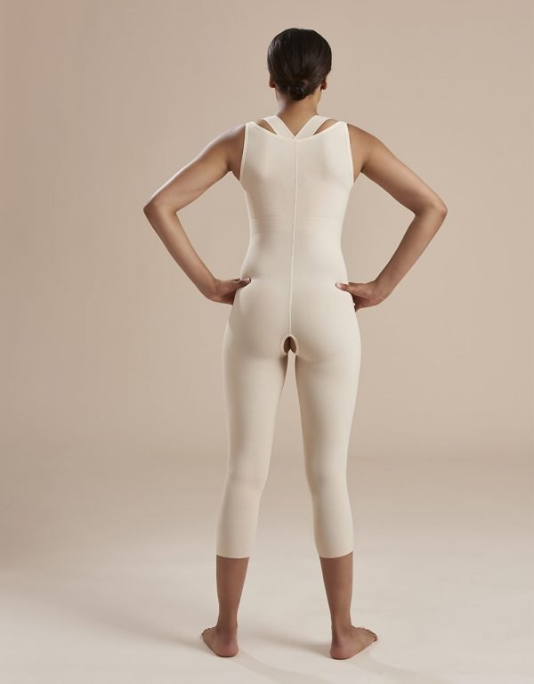 Calf Length Bodysuit Suspenders Second Stage - SFBHM2 - 03