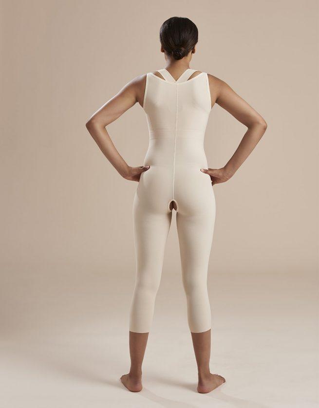 Calf Length Bodysuit Suspenders Second Stage - SFBHM2 - 03