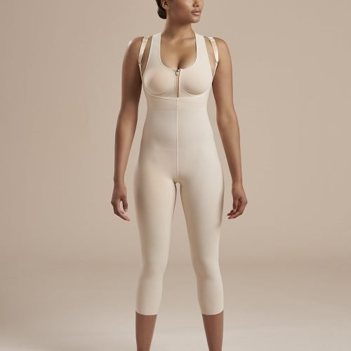 Calf Length Bodysuit Suspenders Second Stage - SFBHM2 - 04