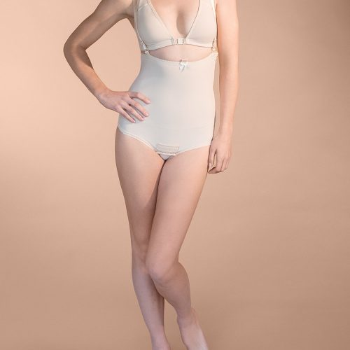 FBA - Bikini Length Bodysuit with Suspenders