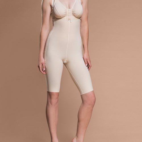 FBS - Short Length Bodysuit with Suspenders
