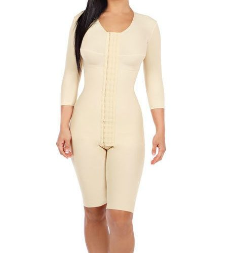 FTRS_SM - Short Length Bodysuit with Sleeves