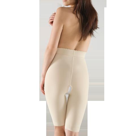 LGS2 - Zipperless Short Length Girdle - Detail