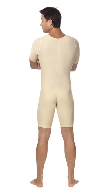 MBSS - Male Bodysuit with Sleeves