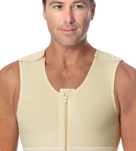 MVS - Medasun Short Male Vest