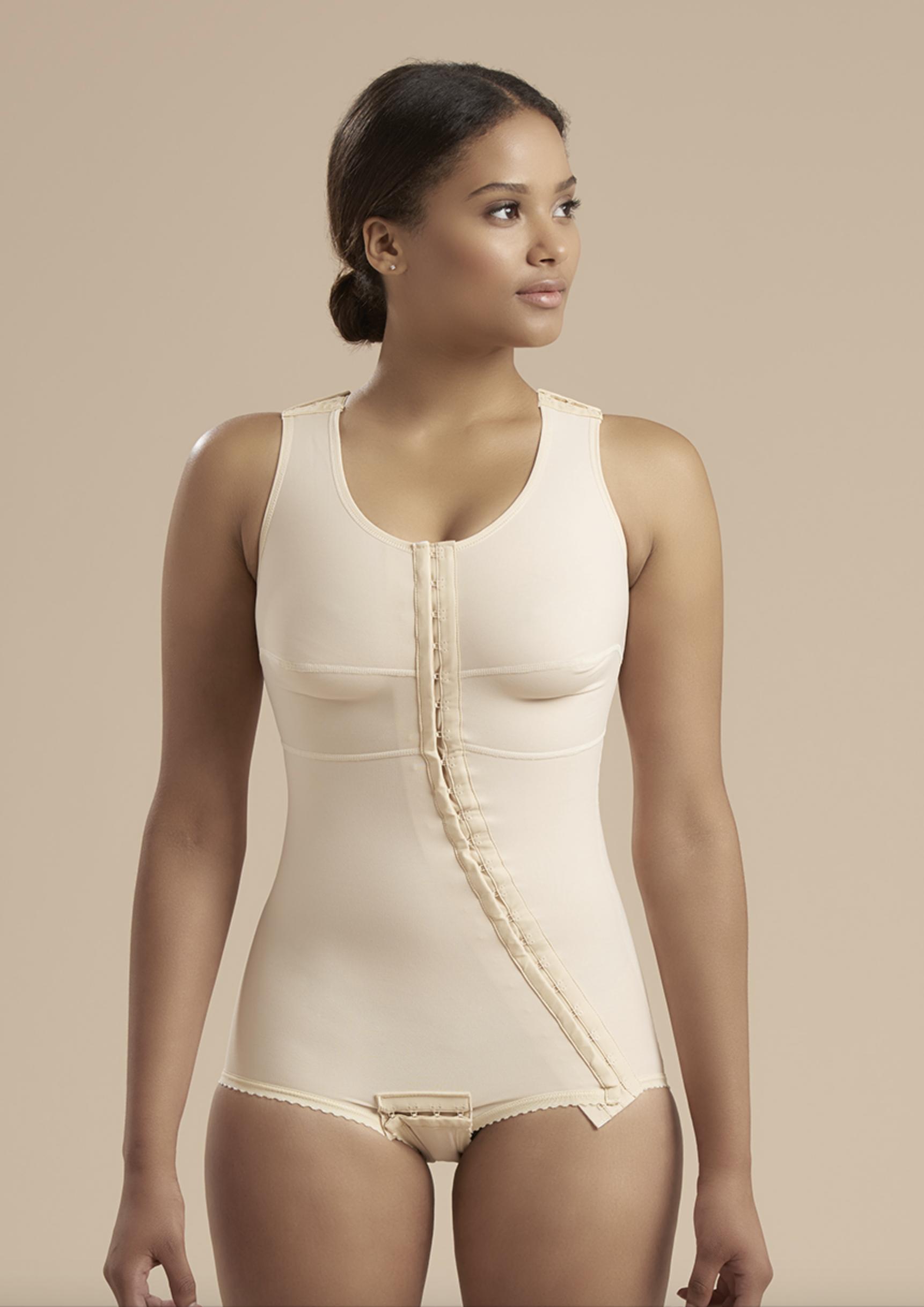b92b8deae1 FTA | Medasun Full Torso Bikini Length Bodysuit hook and eye front ...