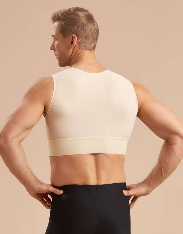 Short Male Vest - MVS Medasun UK - Back
