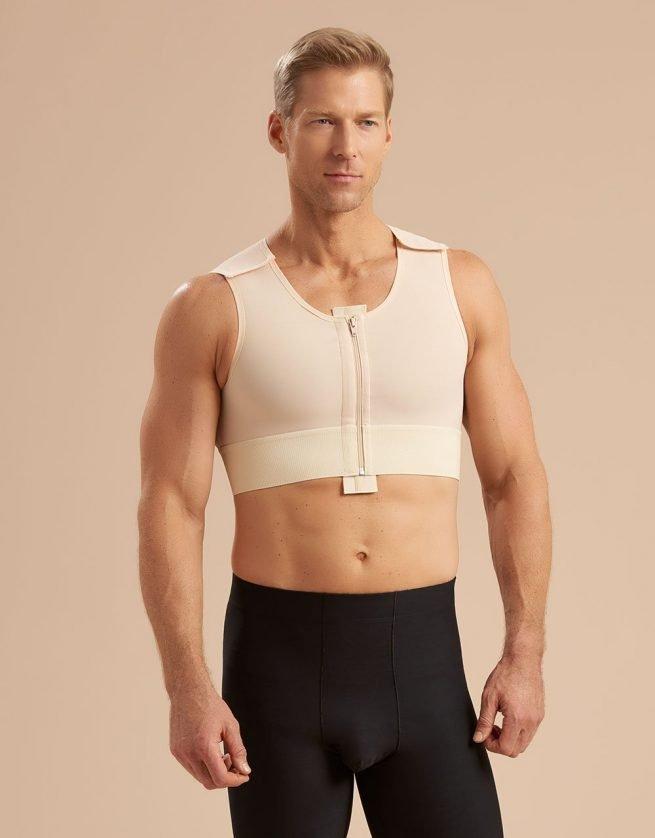 Short Male Vest - MVS Medasun UK - Feature