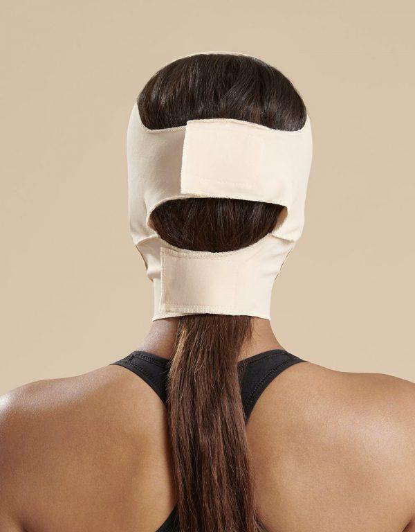 Split Hood with Mid-neck Coverage - FM300B Back