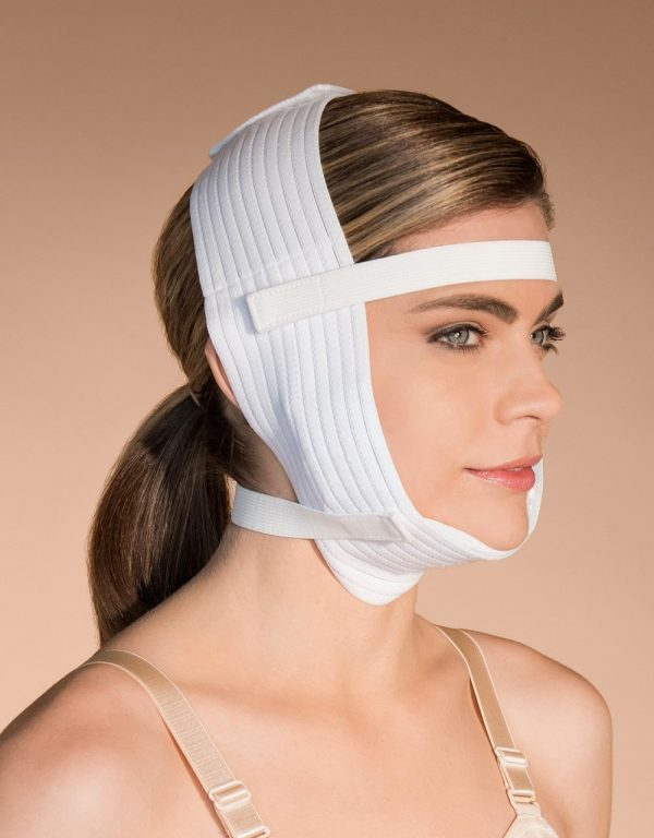 Universal Facial Wrap with Pockets FM400_Side_158_WEB_REV-01_FEATURE_
