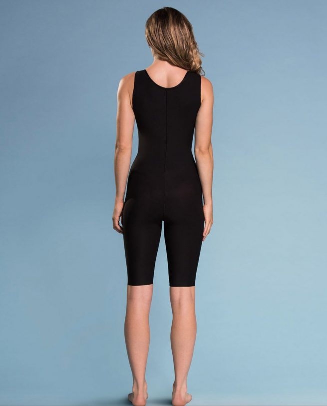 Bodysuit Knee Length - Second Stage Recovery - Easy To Wear SBBS2 01