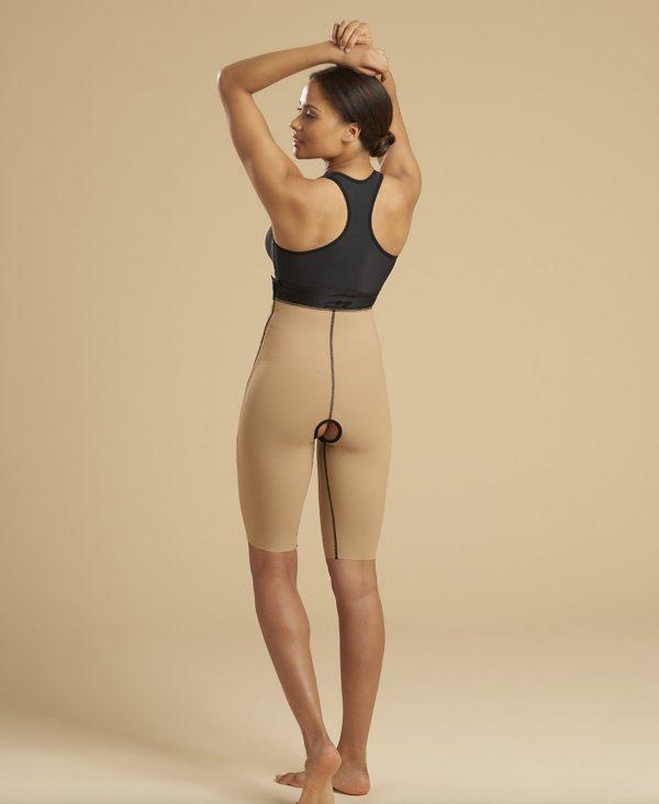 Ladies Girdle One Zip - Knee Length | LL1GS 02