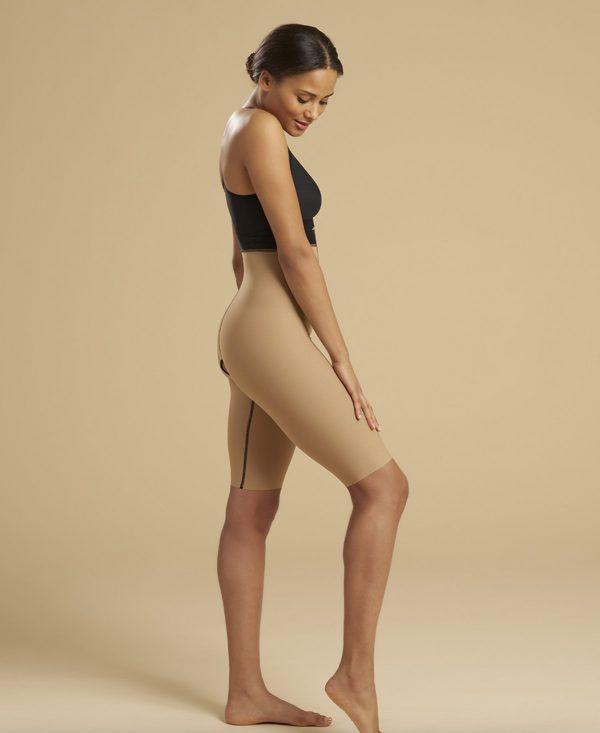 Ladies Girdle One Zip - Knee Length | LL1GS 03