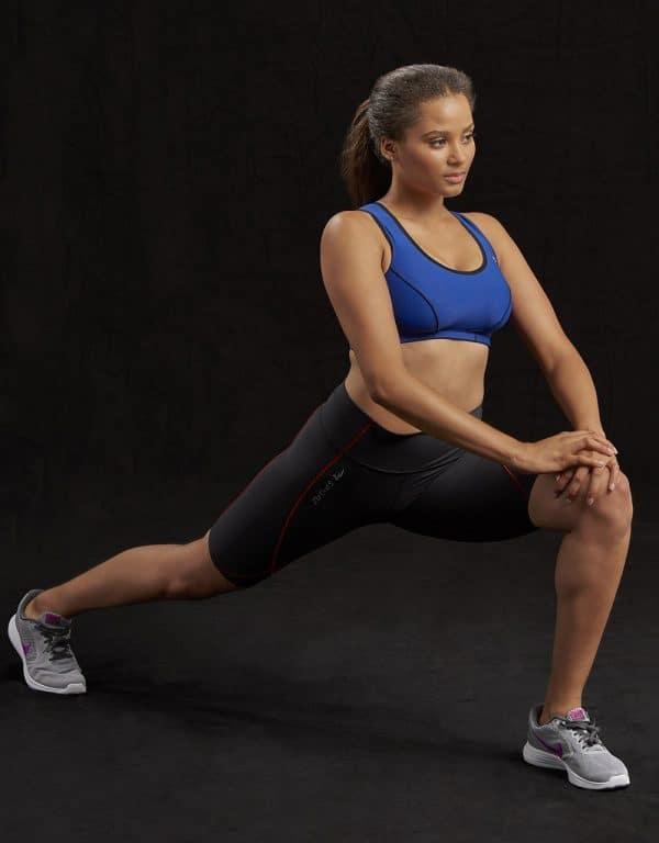 Medasun Sports Bra 100 pose