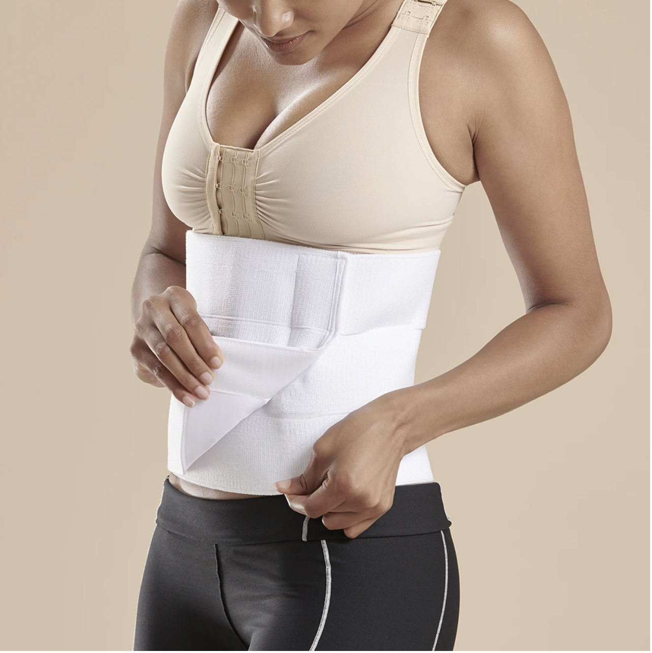 Best Abdominal Binder 2020: AB3F7- ABDOMINAL BINDER 3 PANEL WITH LINER 9 INCH