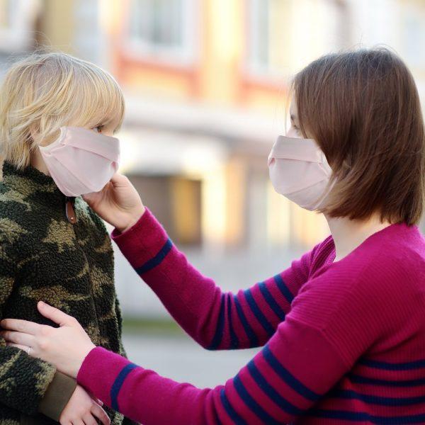 Antibacterial Face Mask - Coronavirus - Social Distancing