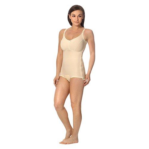 Bikini Length Female Bodysuit with Bra