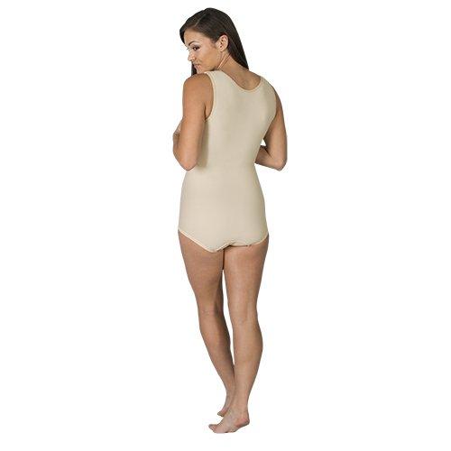 Bikini Length Female Bodysuit